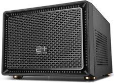 GOLDEN FIELD N-1 Mini ITX Computer Case Gaming PC Case Desktop Micro-ATX Case