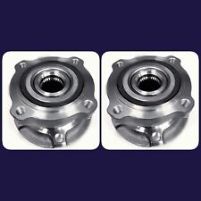 REAR WHEEL HUB BEARING ASSEMBLY FOR BMW X5 (2007-2013) PAIR  2 - 3 DAY RECEIVE.