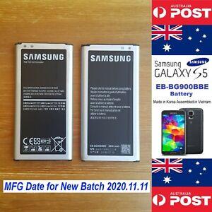 Samsung S5 Battery I9600 EB-BG900BBE 2800mAh with NFC made in Korea - Local