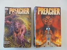 26x PREACHER Vertigo DC Comics N. 1-25,27 stato 1-2