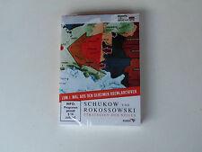 Dokumentation   Doku Schukow Rokososwski Strategie  2 Weltkrieg DVD Neu OVP