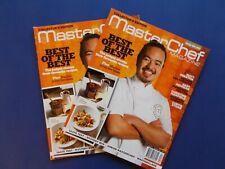 ## MASTERCHEF MAGAZINE AUSTRALIA ISSUE #4 - BEST OF THE BEST