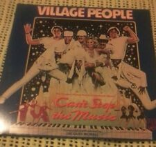 VILLAGE PEOPLE CAN'T STOP THE MUSIC VINYL LP 1980 ORIG AUST PRESSING VPL 14242