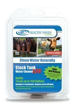 BIOVERSE HEALTHY PONDS #52550 REFILLS for STOCK TANK CLEANER 250 2-TREATMENTS