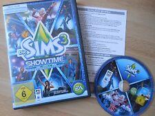 TOP! Die Sims 3 Showtime Deutsche Version, für PC + Mac,mehr Sims Spiele im Shop