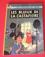 Hergé. Les Bijoux de la Castafiore. Tintin. Casterman 1963. B34 EO belge. NEUF