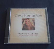 OLIVIA NEWTON-JOHN CD - I HONESTLY LOVE YOU - HER GREATEST HITS