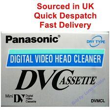 Panasonic Mini DV Head Cleaner Cassette Tape MiniDV DVC  AY-DVMCLC