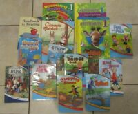 Abeka First 1st Grade Home School Curriculum Readers Lot of 15 Books Excellent