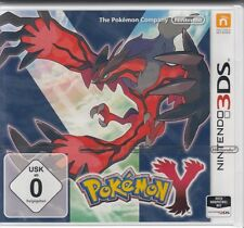 Pokemon Y - Nintendo 3DS - Neu & OVP - Deutsche Version