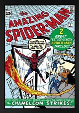Couverture Amazing Spider-Man 1 Cover Jack Kirby Steve Ditko NEUF-NEW-NEU.