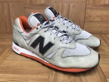 RARE🔥 New Balance 1300 M1300GD Multi Color Orange Sz 11 Men's Shoe Made In USA