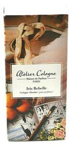 ATELIER COLOGNE Iris Rebelle Cologne Absolue Pure Perfume 3.3 oz/ 100 mL