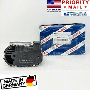 *NEW* Genuine BOSCH® 0280750474 Throttle Body GERMAN MADE OEM for select PORSCHE