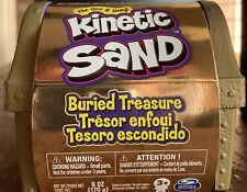 Kinetic Sand Buried Treasure Nip Gold Chest