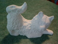 Rear up Kitty CAT KITTEN READY TO PAINT CERAMIC BISQUE New Hand made