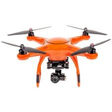Autel Robotics Orange X-star Premium Drone Quadcopter 4k HD Camera 3 Batteries
