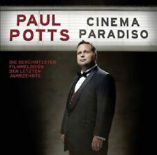 """Paul Potts """"Cinema Paradiso"""" Cd New+"""
