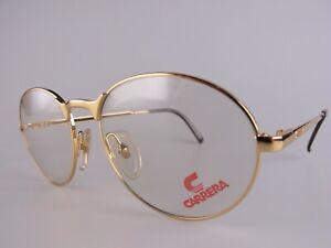 Vintage 80s Carrera 5366 Eyeglasses NOS Size 54-17 140 Made in Austria