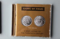 Gang Of Four – A Brief History Of The Twentieth Century   [VGC CD]  (REF TS)