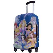 """Disney Princesses Luggage Protector Elastic Suitcase Cover 18''- 20"""" y64 w1015"""