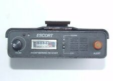 Vintage Escort Radar Warning Receiver Detector Cincinnati Microwave 1980s