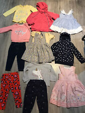 Baby Girls Clothes Bundle Age 12-18 Months
