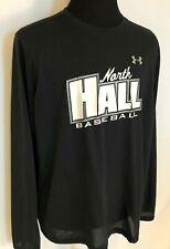 Under Armour Heat Gear Run Threadborne Unisex Sz 2Xl North Hall Basketball Shirt