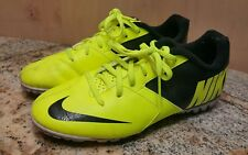 Nike Nike5 Bomba TF II 2014 Turf Soccer Shoes Black / Neon Yellow