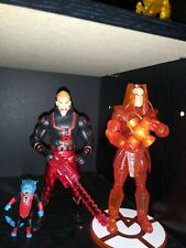 DC Direct Blackest Night Orange Lantern Lex Luthor Guy Gardner Dex Starr