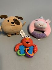 Baby Rattles Toys, Set Of 3