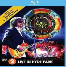 DVD: Live in Hyde Park [Blu-ray], Electric Light Orchestra. Very Good Cond.: Ele