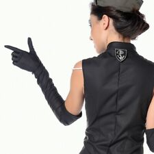 Patrice Catanzaro - 15% Long Gloves Evening, Burlesque, Opera IN Neoprene