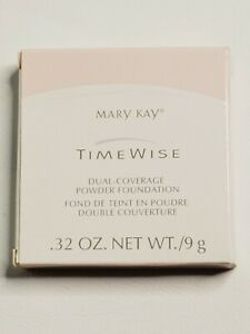 Mary Kay Timewise Dual Coverage Powder Foundation Bronze 507 #8929