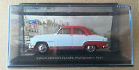 "DIE CAST "" SIMCA ARONDE ELYSEE - MATIGNON - 1957 "" SIMCA COLLECTION  SCALA 1/43"