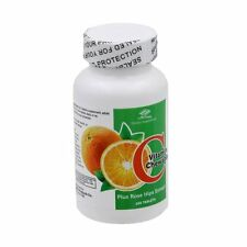 Vitamin C with Rose Hips, 100 Chewable Tablets/bottle, big saving!