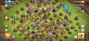 Clash Of Clans TH11 38/42/16 Good Heroes, Good Def, Supercell ID CHEAPEST !