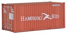 H0 Container 20 Fuß Hamburg Süd -- 8006 NEU