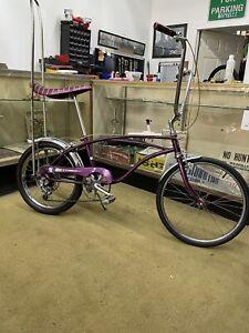 Vintage 60's Huffy Rail 5 Speed Muscle Bike (Schwinn Murray Huffy Sears)