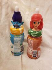 Good2Grow toppers Disney Little Mermaid Ariel Trolls Branch Juice