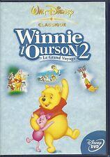 DVD - WALT DISNEY : WINNIE L' OURSON 2