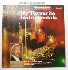 JAMES LAST - My Favourite Instrumentals - Ex Con LP Record Polydor 2437 989