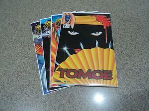 TOMOE COMPLETE SERIES 0-3