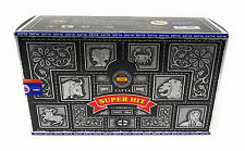 12 x 15 g SUPER HIT-Satya  Räucherstäbchen incense sticks - Indien