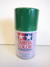 Tamiya - COLOR SPRAY PAINT FOR POLYCARBONATE 100 ml - PS-25 BRIGHT GREEN