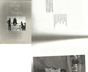 MADAGASCAR GENS de TANA livre photo avec textes bilingues malgache français