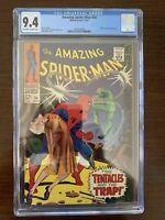 Amazing Spider-Man #54 CGC 9.4 (Marvel 1967)  Doctor Octopus appearance!