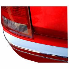 Upper Rear Bumper Pad for 2005-2010 Chrysler 300 [1pc Chrome] Premium FX
