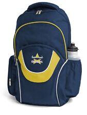 Cowboys - NRL Team Logo Supporter Official Licensed Fusion Backpack Sports Bag