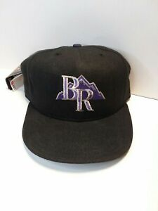 New Era Minor League Baseball Hat Br Fitted Wool 7